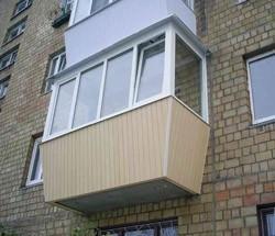 остекление балконов в Краснослободске