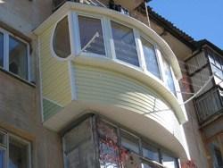 объединение комнаты и балкона в Краснослободске