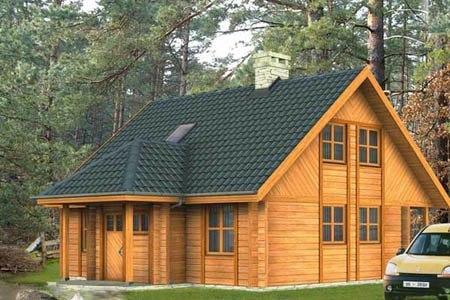 дома на основе деревянного каркаса г.Краснослободск