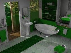 Ремонт ванной комнаты в Краснослободске